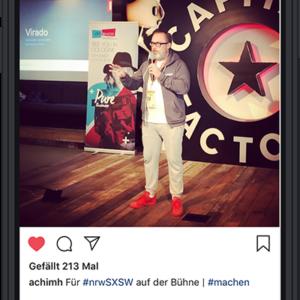 Achim Hepp | EVENTS | SXSW Interactive