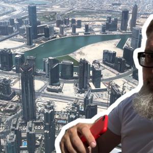 Achim Hepp | Bargeldlos in Dubai