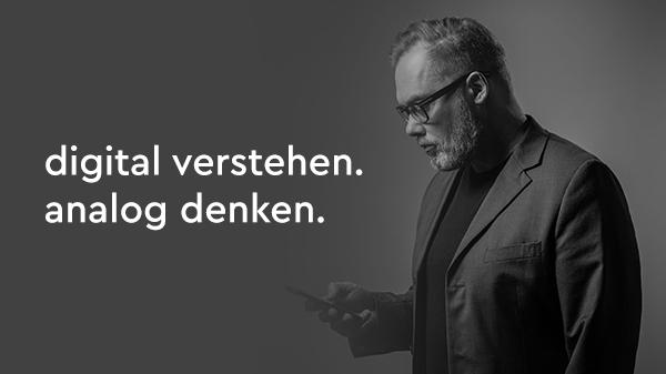 Impulsvortrag: digital verstehen. analog denken.