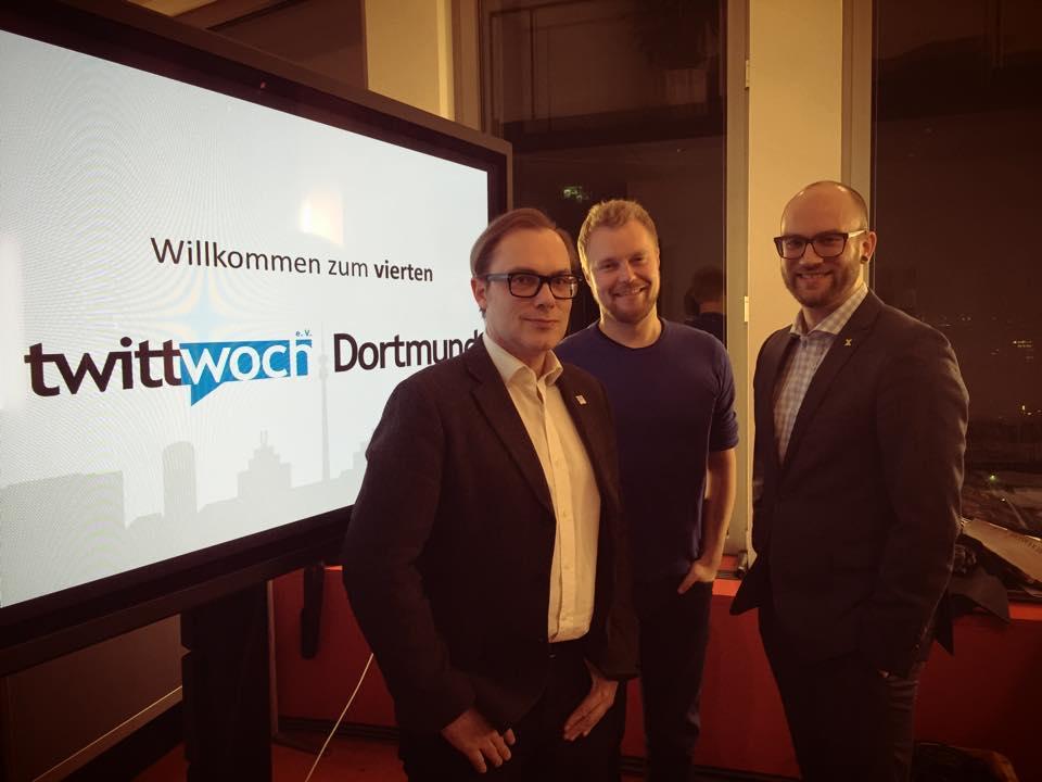 Twittwoch Dortmund: Achim Hepp