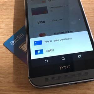 Google Pay hat einfach PayPal bei den Zahlungsmethoden hinzugefügt
