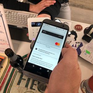 Bezahlen mit Google Pay