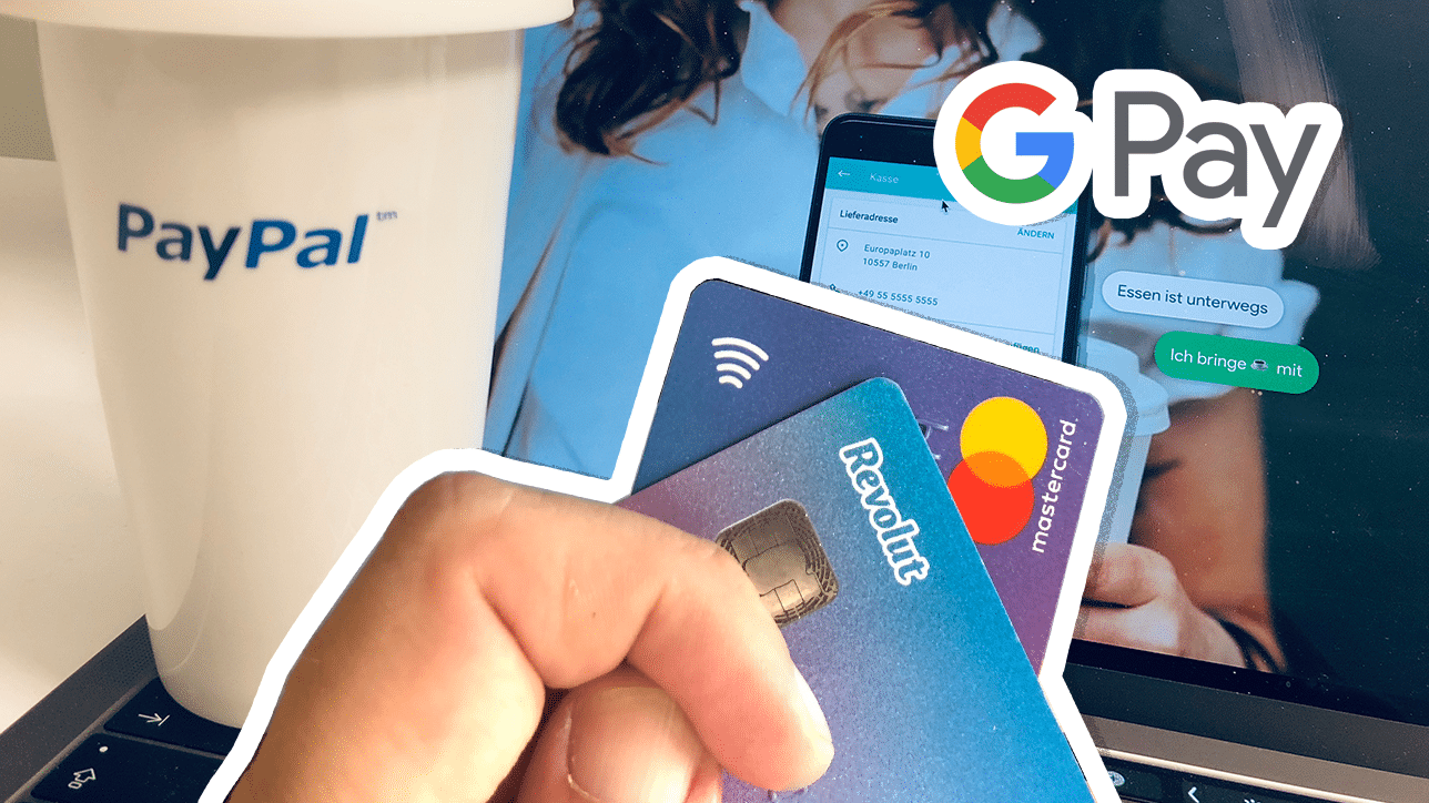 Google Payments Paypal