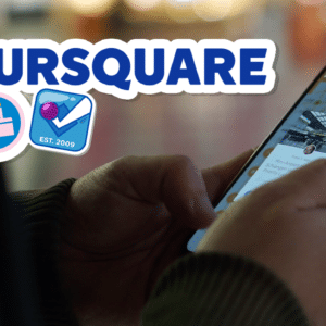 Foursquare wird 10 Jahre